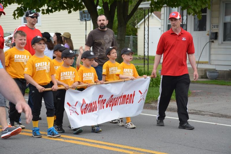 Little League Parade